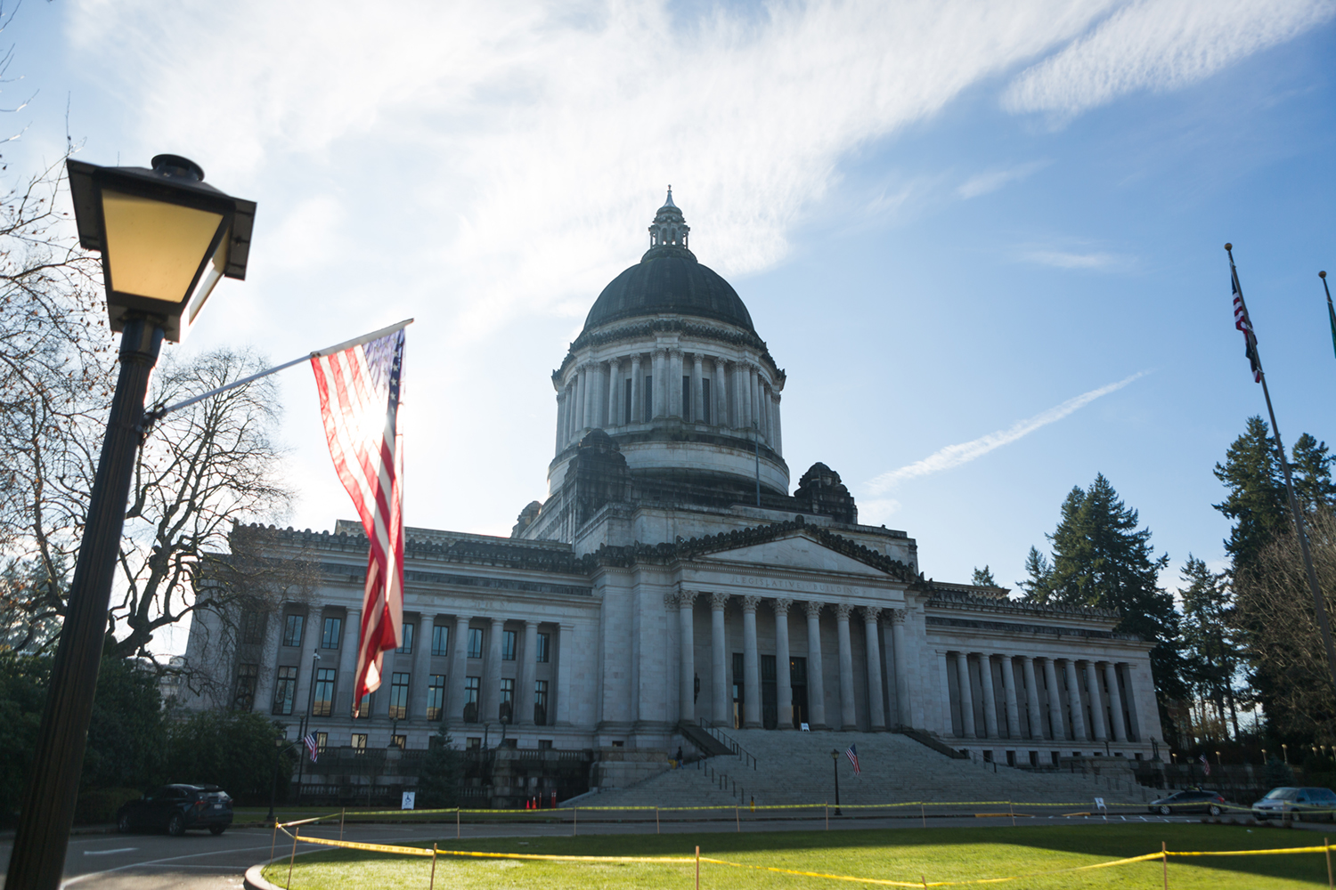 Pic of Washington State capitol